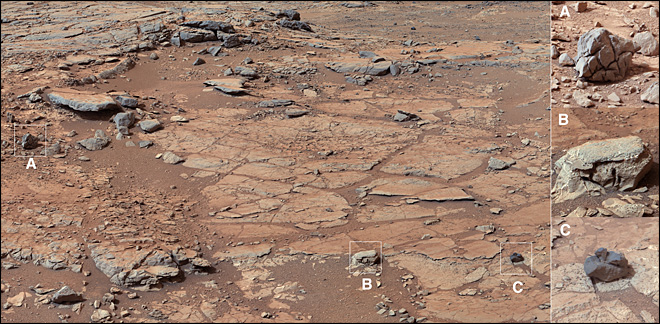 NASA's Curiosity rover readying to drill on Mars