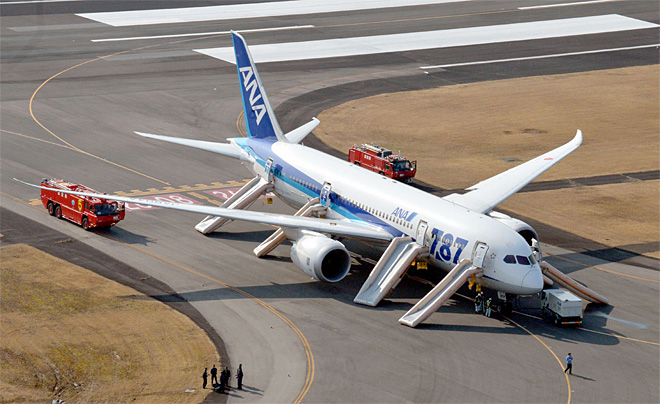 After another emergency, FAA grounds Boeing 787s