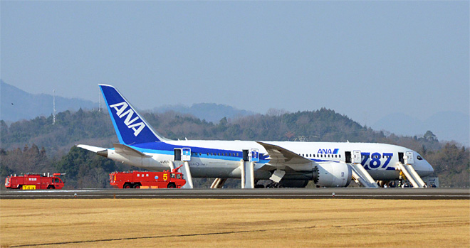 Japan Boeing 787
