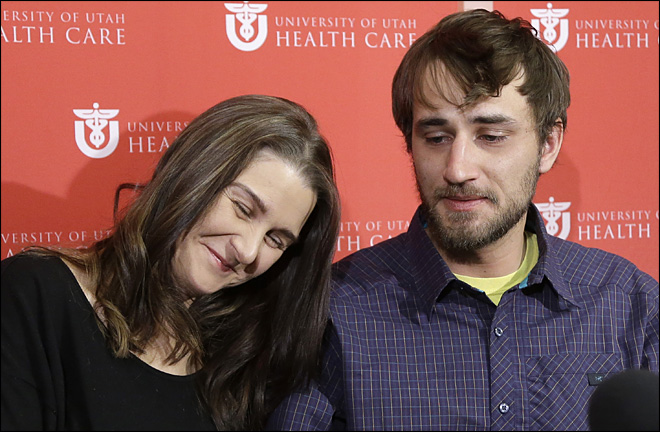 Utah avalanche survivor recounts experience