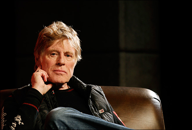 Sundance is a bit much, even for founder Robert Redford