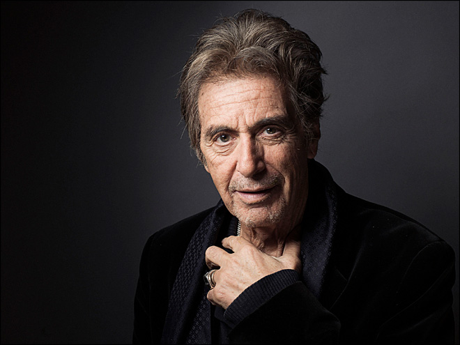 Pacino to play Paterno in upcoming movie