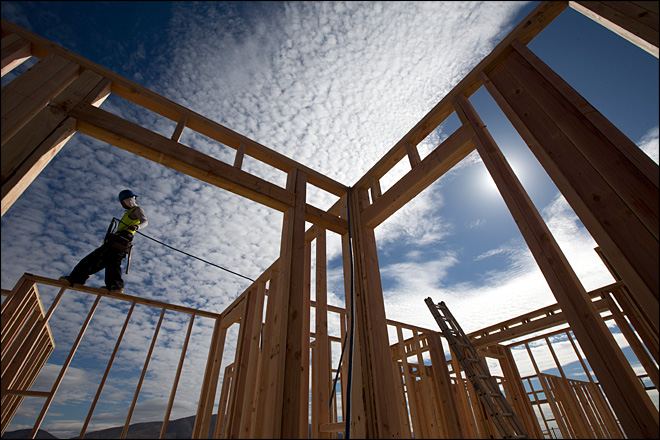 U.S. home construction in 2012 highest in 4 years