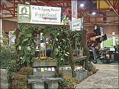 Eugene goes green at the Good Earth Show