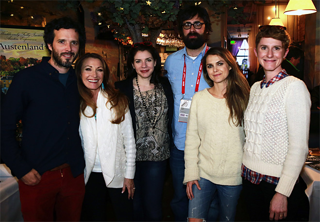 2013 Sundance Film Festival - Austenland Party