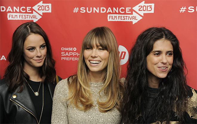 2013 Sundance Film Festival - Premiere of Emanuel and the Truth