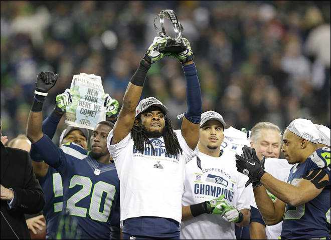 SUPER BOWL BOUND! Seahawks beat 49ers 23-17