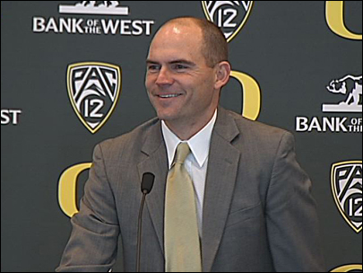 Video: Mark Helfrich on National Signing Day, Part 1