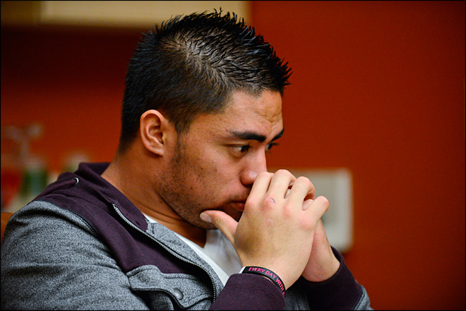 Notre Dame's Te'o to be interviewed by Katie Couric