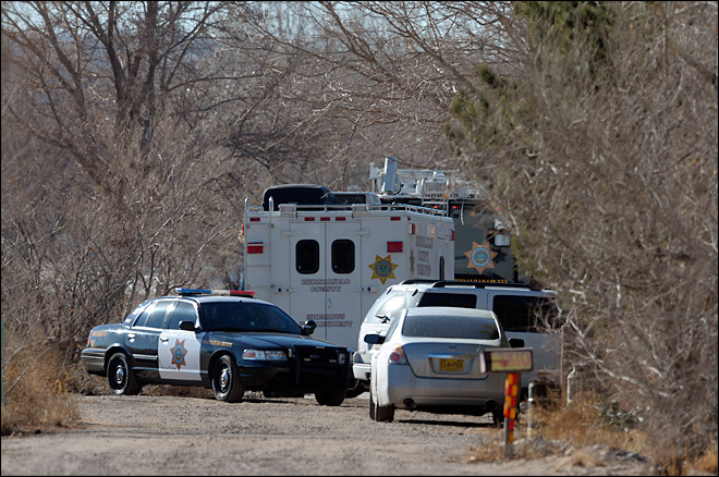 Officials: 15-year-old shoots, kills 5 inside N.M. home