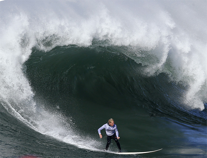 Big Wave Contest