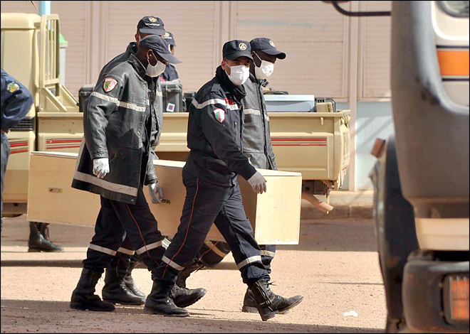Algeria: 37 foreigner hostages killed in attack