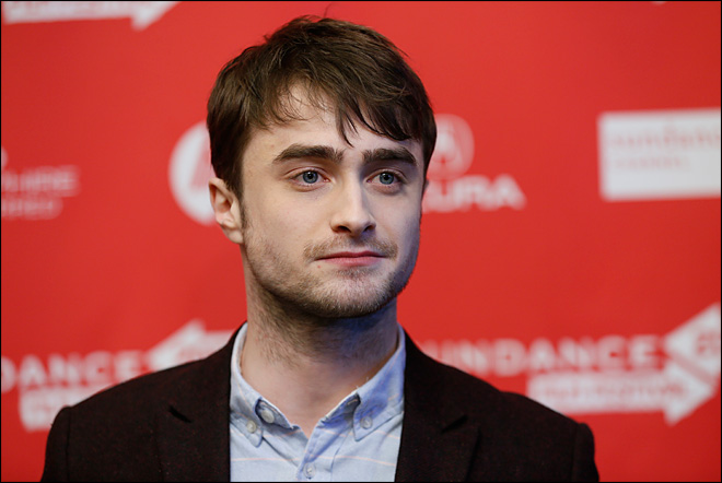 Radcliffe conjures brave new role as gay poet