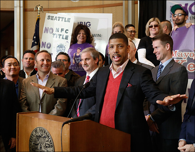 Sacramento mayor to Seattle: 'Don't celebrate too early'