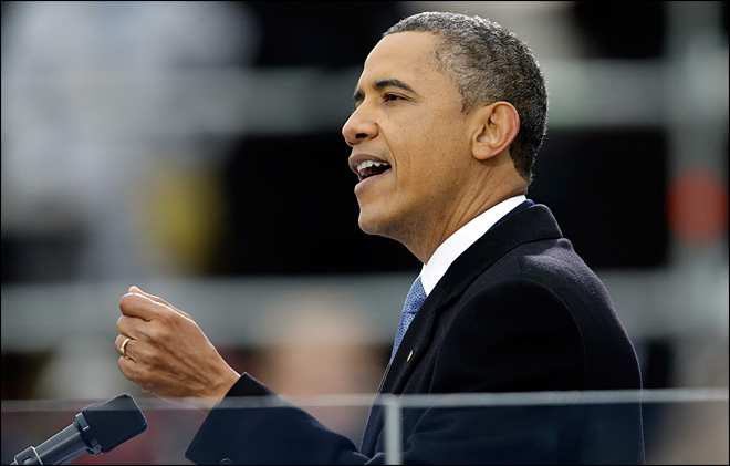 Obama stands his ground on fiscal debates