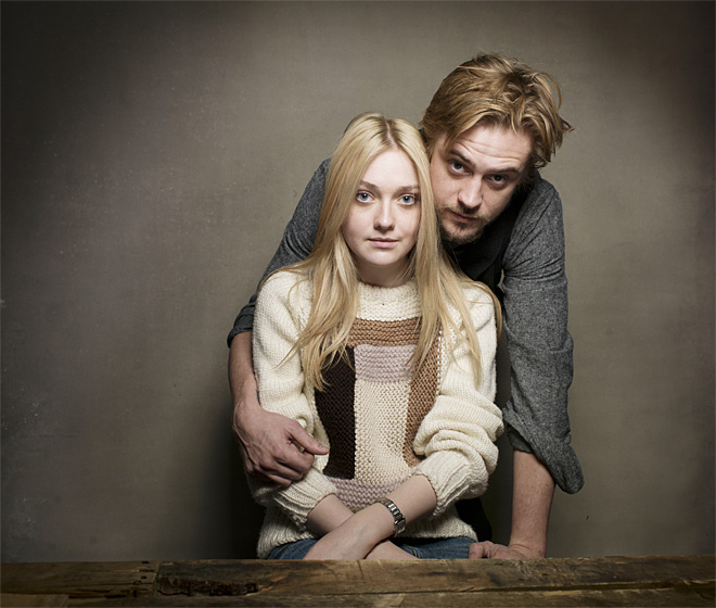 2013 Sundance Portrait - Very Good Girls