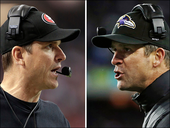 Harbaugh parents will stay neutral at Super Bowl