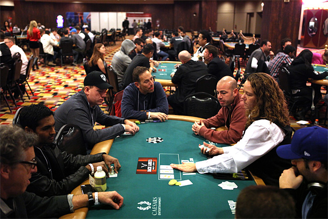Recruitment Poker Tournament Vegas
