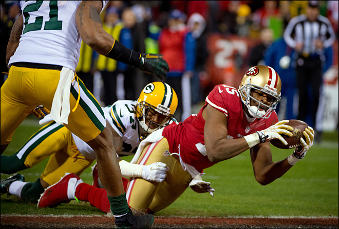 Charges won't be filed against 49ers' Crabtree