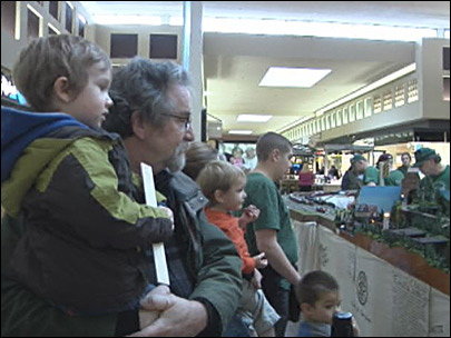 Model Railroad Show takes tracks to the mall