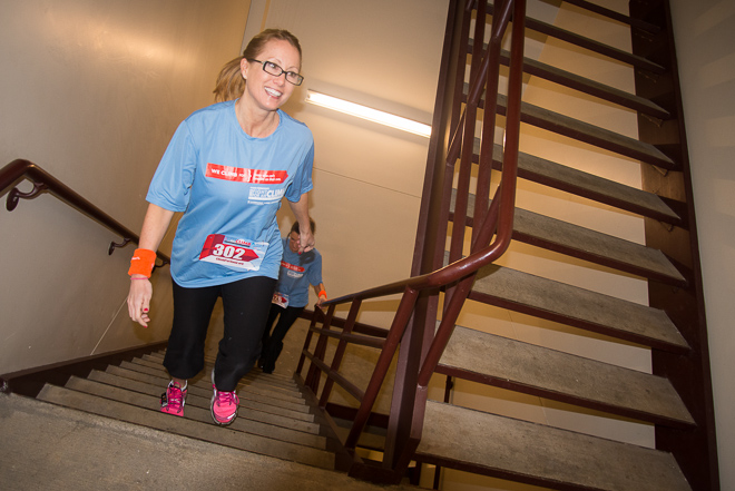 Kaiser Permanente presents: Fight For Air Climb