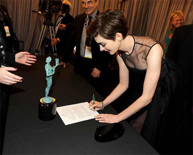 SAG Awards Insider
