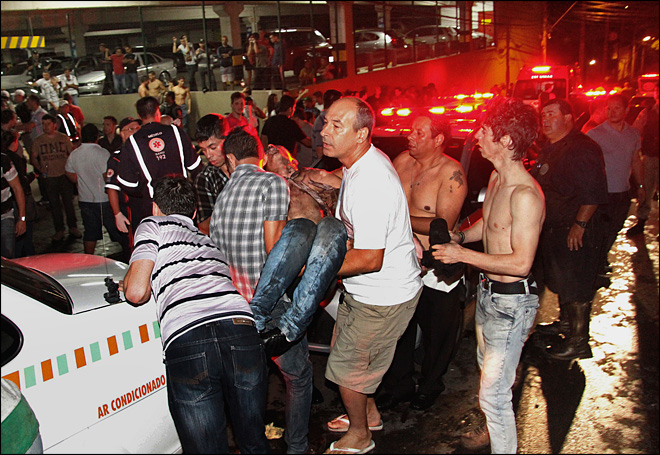Brazil nightclub fire kills more than 230 people