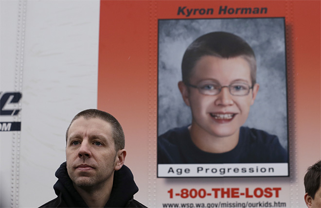 Missing Oregon boy