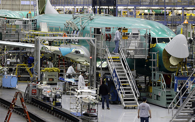 Boeing plane deliveries accelerate in 3rd quarter