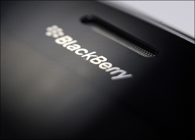BlackBerry CEO unveils 'slim, sleek' new version