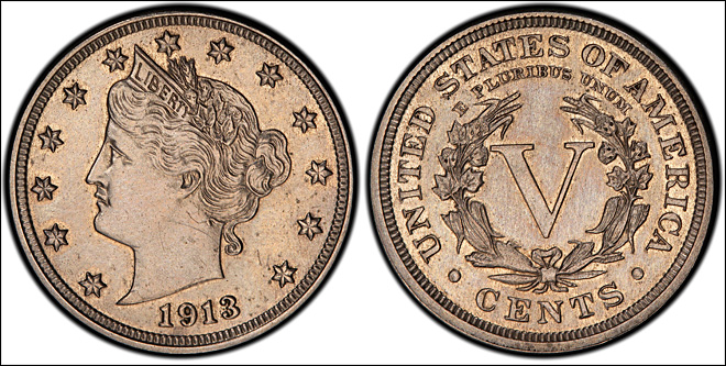 This 5-cent coin is expected to sell for millions