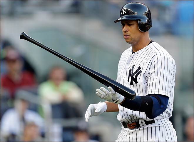 Latest A-Rod troubles have Yankees frustrated
