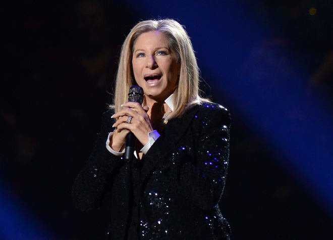 Barbra Streisand to sing at the Oscars