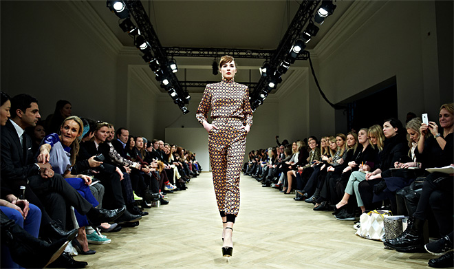 Denmark Copenhagen Fashion Week