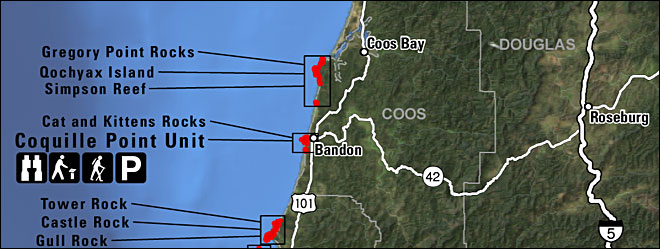 Simpson Reef location