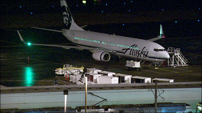 Alaska Airlines Emergency Landing