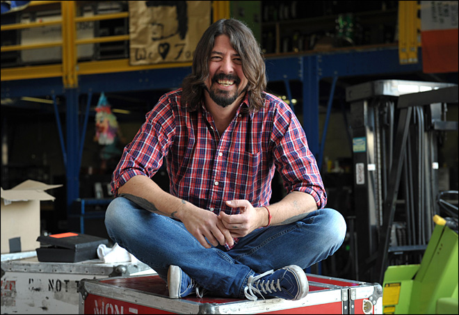 Dave Grohl's 'Sound City' explores human element