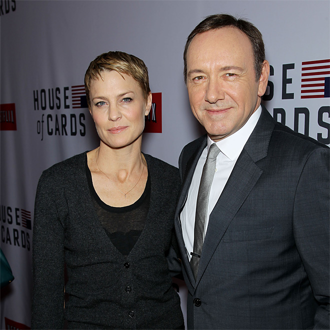NY Premiere House of Cards