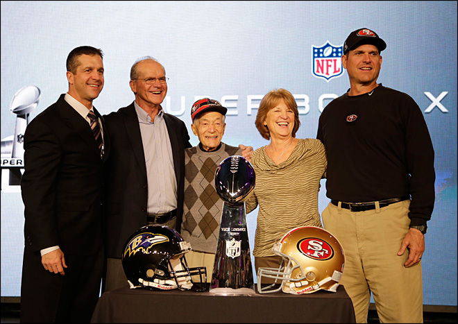 Harbaugh brothers could envision working together