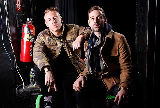 Seattle's Macklemore & Ryan Lewis score unlikely hit