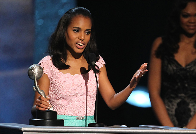 Washington wins 3 trophies at NAACP Image Awards