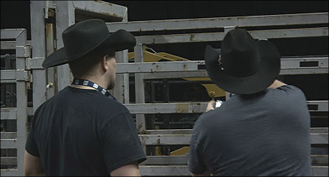 Pro Rodeo takes over Matt Knight Arena