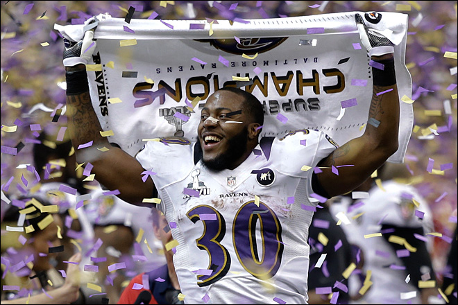 Ravens hang on to beat 49ers in Super Bowl