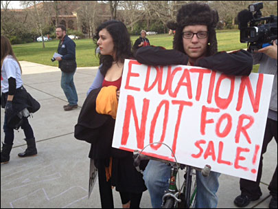 OSU students rally for tuition freeze