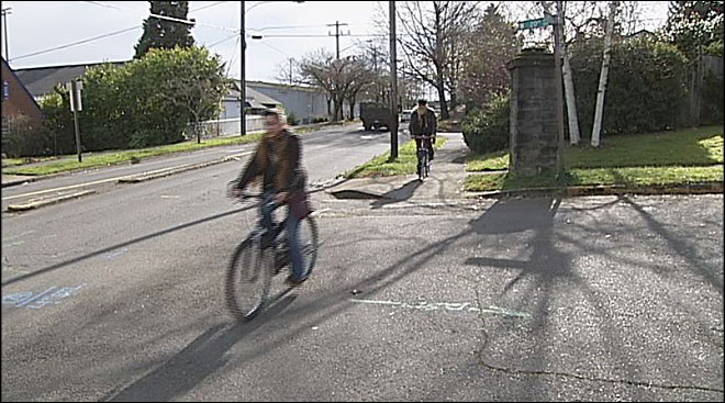 Bike lanes on S. Willamette: 'For 4 decades we haven't gotten to it'