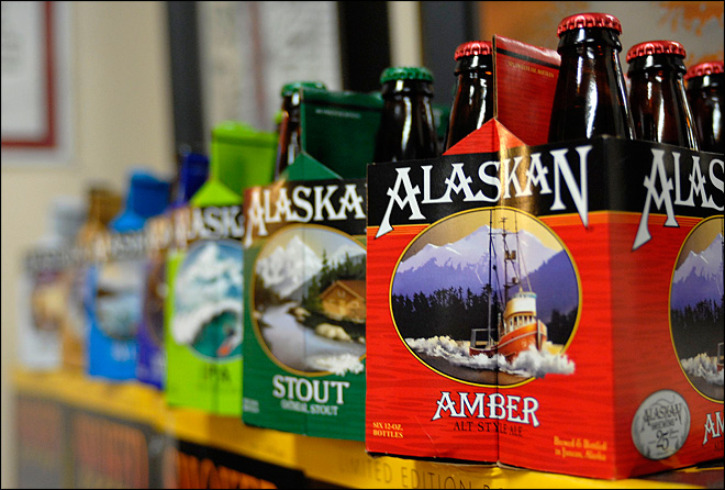 Alaska brewery to be powered by -- what else? -- beer
