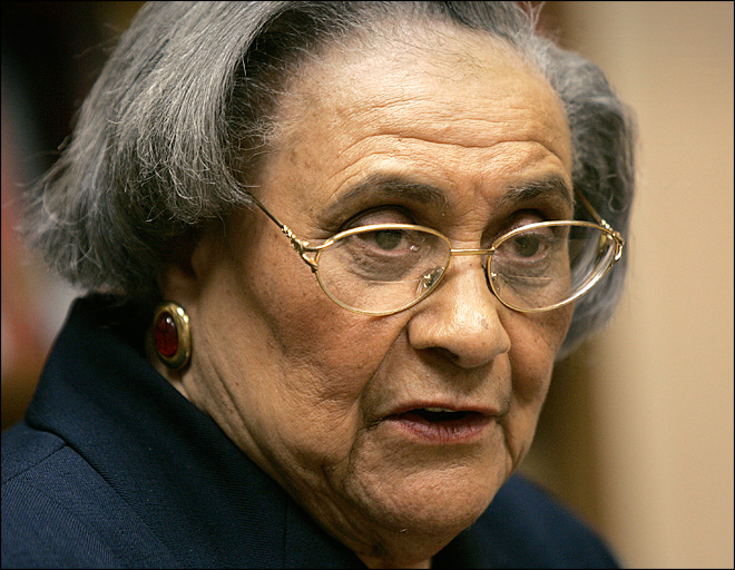 Strom Thurmond's mixed-race daughter dies at 87