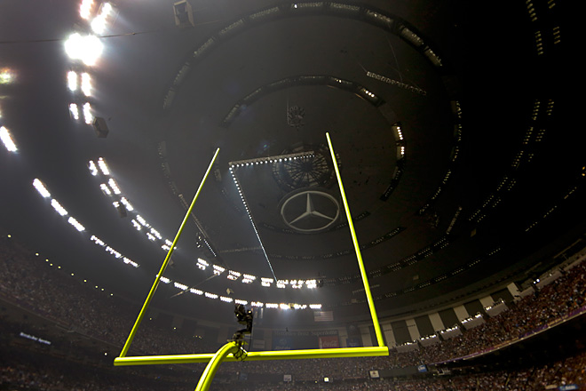 Memo: Superdome officials worried about a power outage