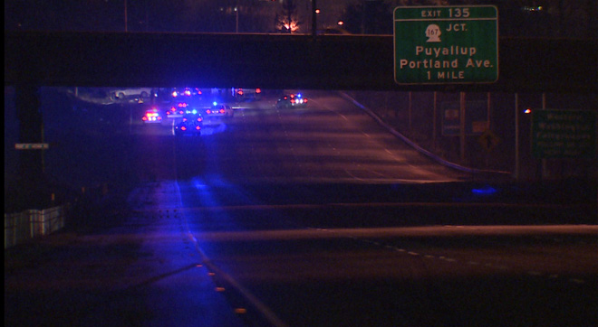 Fife I-5 Crash