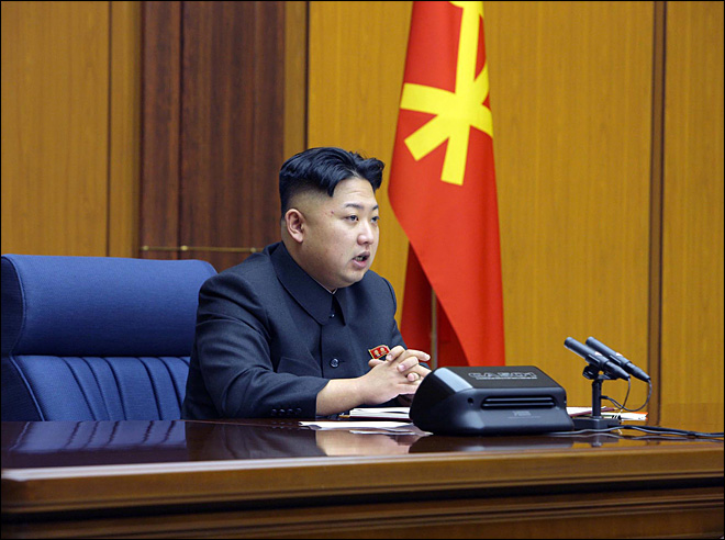 Pivotal North Korea question: What is Kim thinking?
